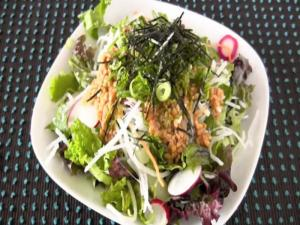 Natto Dressing Salad