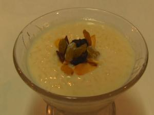 Betty's Kentucky Rice Pudding -- Mother's Day