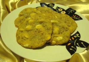 Professional White Chocolate  Toffee Cookies