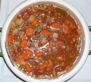 Scandinavian Beef Stew