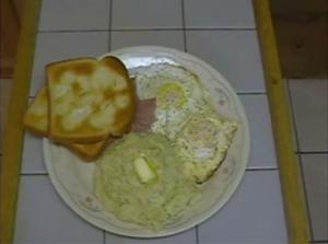 Cast Iron Poached Egg