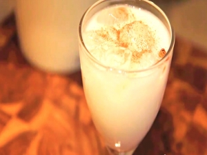 Horchata de Arroz - Mexican Drinks