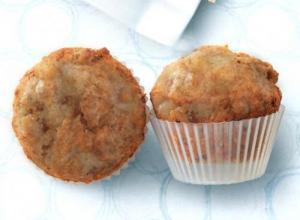 Bran N' Cheese Muffins