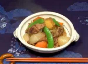 Oriental Nikujaga