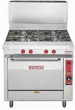 Vulcan kitchen equipment