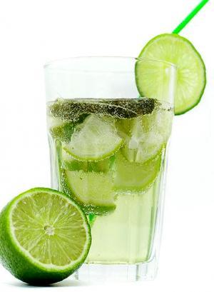Sugar Foods Lemonade With Ginger