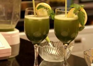 Lemon Mint Cooler