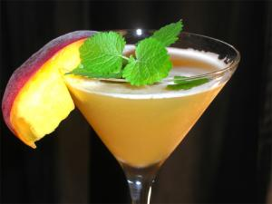 SKINNY Gladiator Cocktail