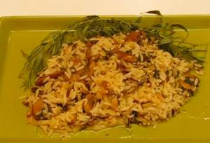 Special Feisty Wild Rice