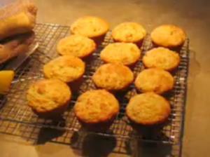 Healthy Zucchini And Lemon Muffins