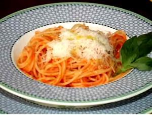 Simple Tuscan Tomato Sauce
