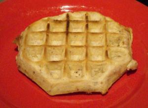 Crisp N Tender Corn Waffles