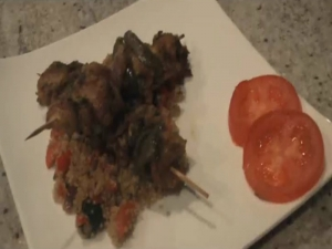 Methi Malai Chicken Tikka / Appetizer Tikka