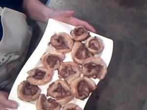 Once a Week Kitchen - Savoury Pinwheels