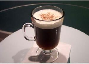 Irresistible Irish Coffee