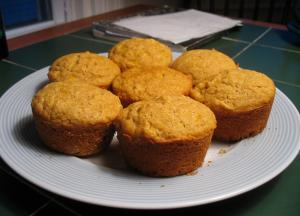 Southwest Corn Muffins
