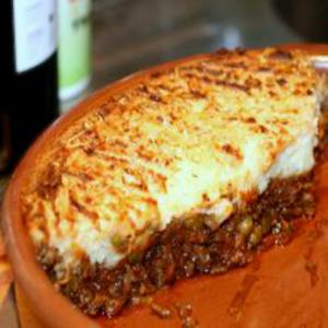 Healthy Version Of Shepherd's Pie