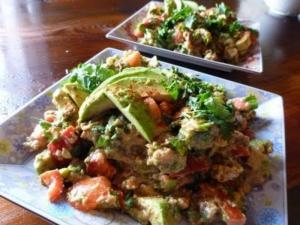 Easy Mexican - Mexican Tuna Ceviche