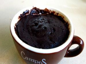 Vegan Mug Cake Recipe