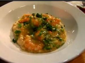 Shrimp and Stone Ground Grits