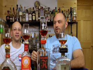 Amaretto Blind Tasting