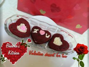 5-Minute Valentine Sandwich Cookies