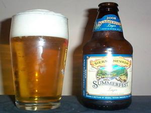 Sierra Nevada Summerfest Lager Perfect 5 Out of 5 Beer Review