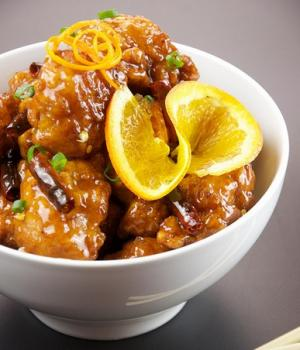 Whiskey Marmalade Chicken