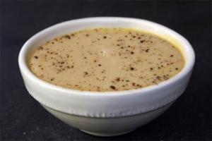 Cinnamon Parsnip Soup
