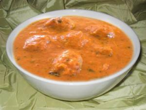 Kashmiri Kofta Curry