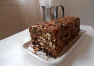 No-Bake Fruit Cake