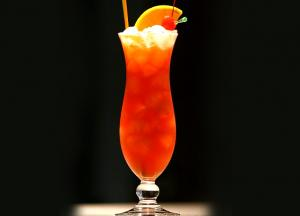 Zombie Voodoo Cocktail
