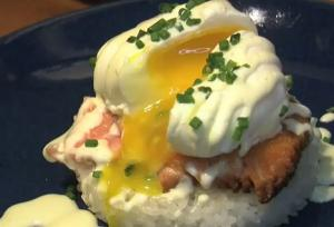 Japanese Inspired Eggs Benedict Recipe