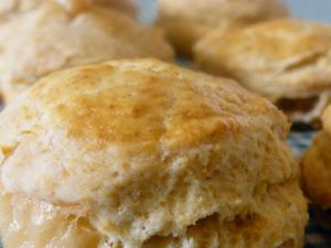Homemade Margarine Biscuits