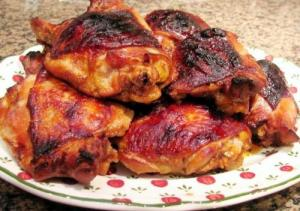 Teriyaki Style Chicken