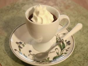 Chocolate Cream Pots (Pot de Creme): Sweet World #14