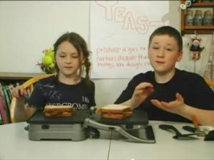 Kids Kitchen Techniques: Flipping Techniques