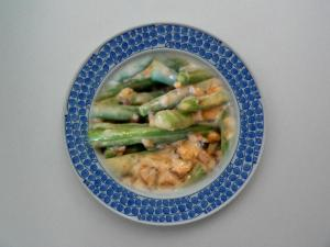 Green Beans In Sour Cream Sauce