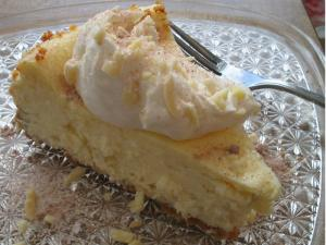 Delicious Cream Cheese Pie