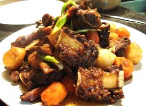 Korean BBQ Beef Short Ribs