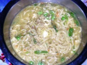 Fresh Noodles With Sesame Paste Sauce