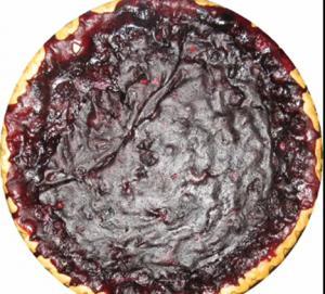 Basic Blueberry Pie
