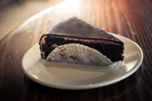 Quick Sacher Torte