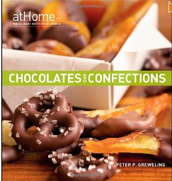 Chocolate and confections cookbook