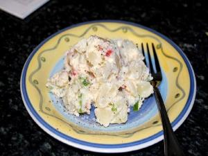 Spring Garden Potato Salad