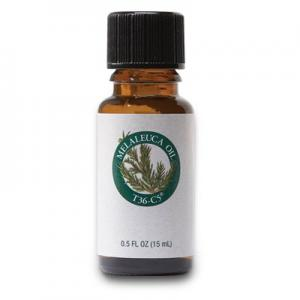 Melaleuca Oil is a very effective natural remedy for thrush