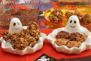 Homemade Healthy Halloween Treats