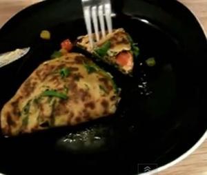 Versatile Vegan Omelet