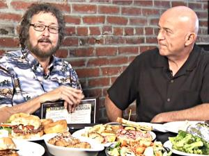 Let's Dine Out TV Show Hits Hemet: Harvard Brickyard & Los Vaqueros