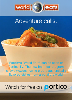World Eats on Roku